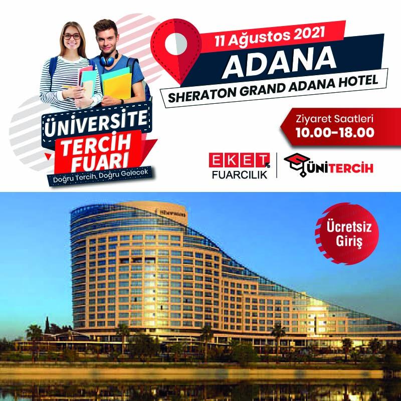 Adana Üniversite Tercih Fuarı
