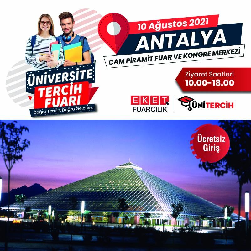 Antalya Üniversite Tercih Fuarı