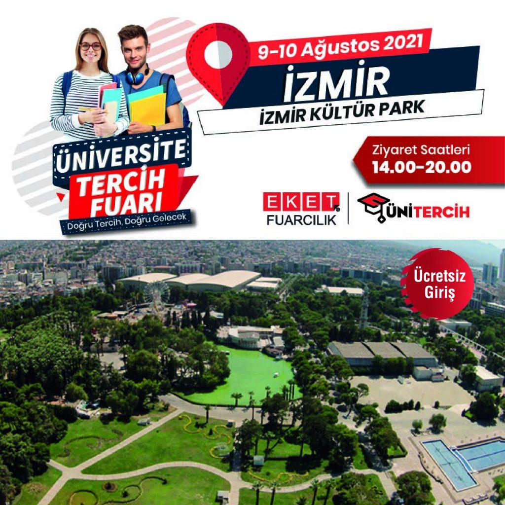 İzmir Üniversite Tercih Fuarı